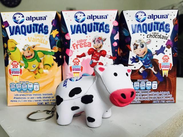 """Ofrecen """"Vaquitas de Alpura"""" gran sabor y aventura"""