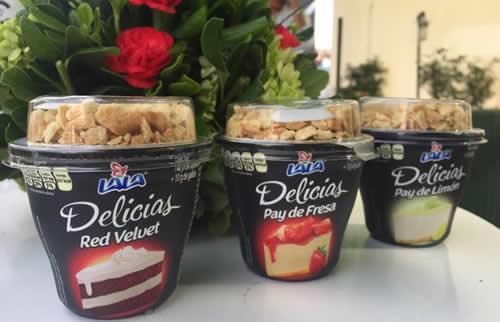 """Presenta Grupo Lala su yoghurt """"Lala Delicias"""""""