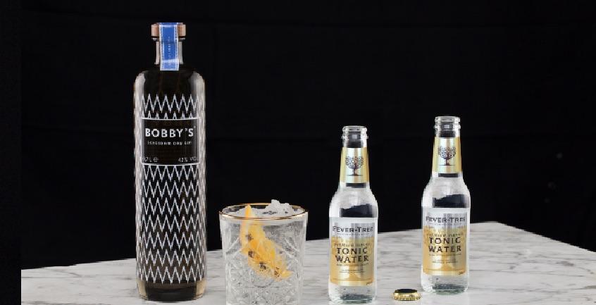 Redescubre el gin , prueba B&T