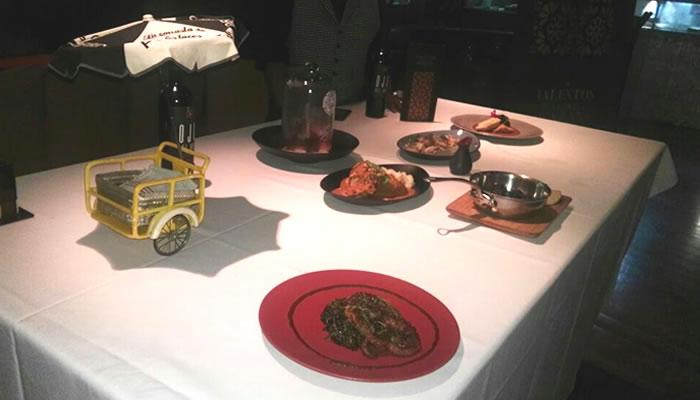 "Porfirio´s Restaurante presenta ""Talentos de la Cocina Mexicana"""