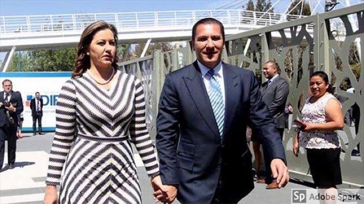 Muere Rafael Moreno Valle y esposa en accidente aéreo