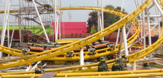 Clausuran Feria de Chapultepec tras fatal accidente