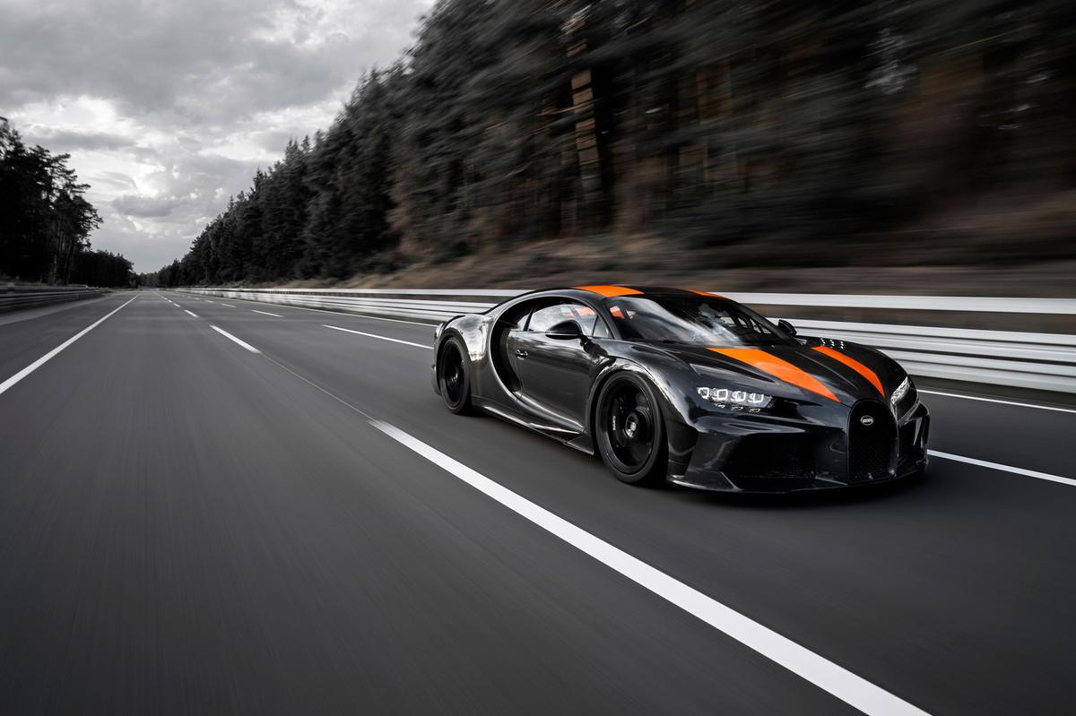 MICHELIN y Bugatti juntos: Los más rápida del mundo.