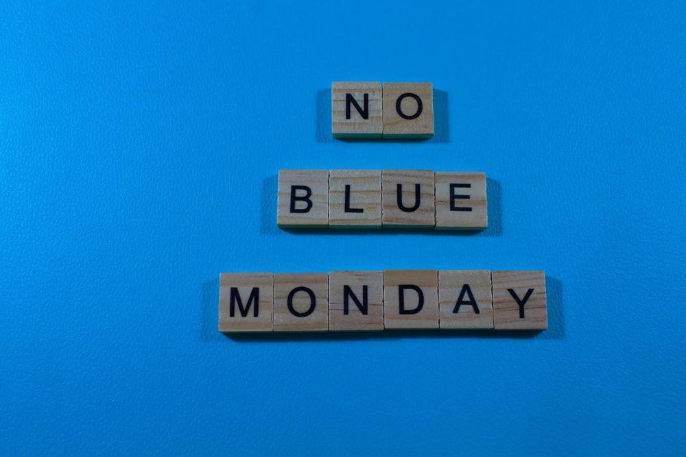 Este Blue Monday cambia el ánimo