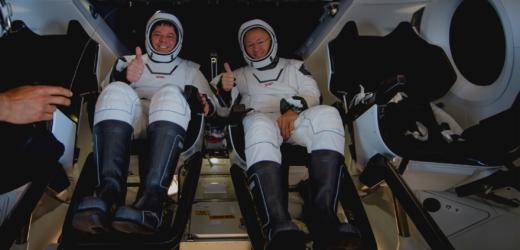 Regresó con éxito la cápsula SpaceX a la Tierra