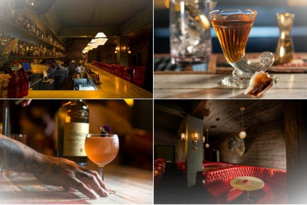 Hanky Panky de los 50 mejores bares en el mundo.