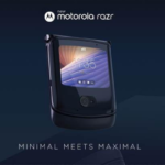 MINIMAL MEETS MAXIMAL El nuevo motorola razr por fin en México.